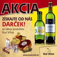 Kvalita nadovšetko, to je cieľom firmy Kozí vŕšok, ktorá sa nachádza na okraji obce Ivachnová, v blízkosti Ružomberka. Ich kvalitné kravské, kozie či ovčie syry, jogurty a iné výrobky môžete nájsť už vo viacerých mestách ako Bratislava, Dunajská Streda, Trnava či Nitra. Určité stojí zato navštíviť aj ich farmu a reštauráciu priamo v Ivachnovej. Kupujte kvalitu a podporujte slovenských výrobcov!!!   Video z farmy: http://www.youtube.com/watch?v=1YzKiOmPgy4