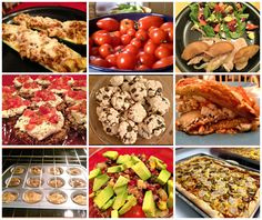 clean eating recipes! so many!