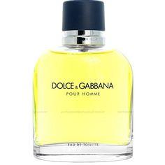 Dolce & Gabbana Masculino. Distinto e de personalidade marcante.