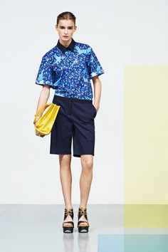 Jil Sander Navy Spring 2014 Ready-to-Wear Collection Slideshow on Style.com