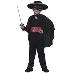 Boy's Bandit Fancy Dress Costume £7.99