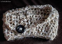 LeChiccheDellaChecca: Scaldacollo di lana pelosa