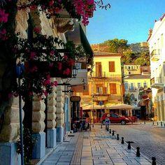 Nafplio, Greece Walk Around The World, Around The Worlds, Santorini, Zorba The Greek, Places In Greece, Greek Isles, Senior Trip, Southern Europe, Greece Islands