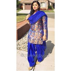 Pinterest : #punjabi #salwar #suit #indian #fashion #traditional #salwarkameez #pinterest
