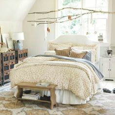 Leopard Flannel Bedding: want want want for our master bedroom