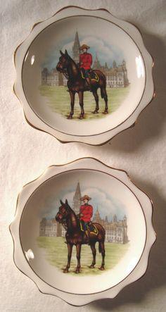 Royal Albert  -  Canadian Mounties