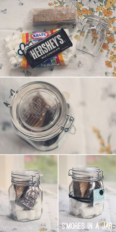 Smore in a jar