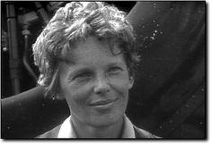 Amelia Earhart  @Newsfilm Library at the University of South Carolina