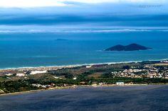 Lagoa e Mar - Florianópolis