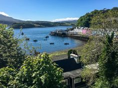 Things to do on Skye - Portree