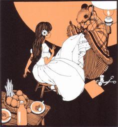 — classicshoujo:   Junichi Nakahara