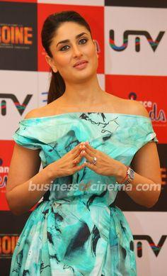 Kareena Kapoor Launches 'Main Heroine Hoon' Song