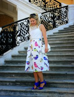 Pastries, Pumps and Pi: Who's Wearing What Wednesdays