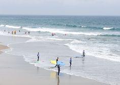 Surf en la Playa de la Pared, Fuerteventura - ONCE A DAY blog