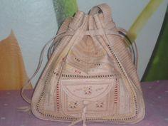 moroccan leather bag womens handbag purse shoulder bag genuine #handmade #MessengerCrossBody