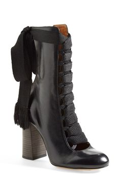 'Harper' Lace-Up Boot (Women)
