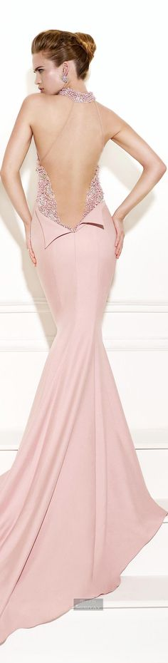 "Tarik Ediz.Evening Dress 2015. ""prom dress #promdress pronoviasweddingdress.com"