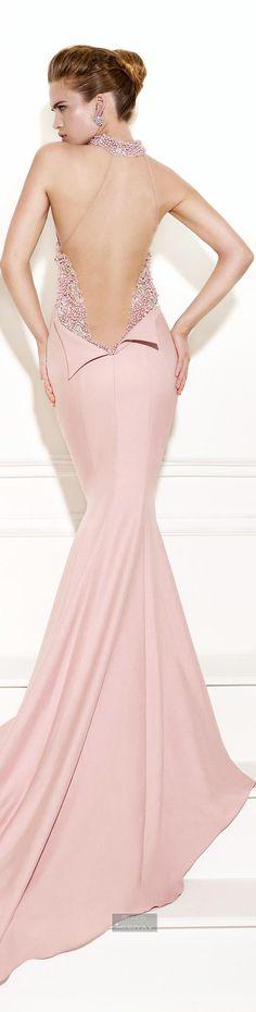 "Tarik Ediz.Evening Dress 2015. ""prom dress #promdress pronoviasweddingdress.com"