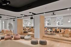 Plazma Architecture Studio - Kukumuku restaurant