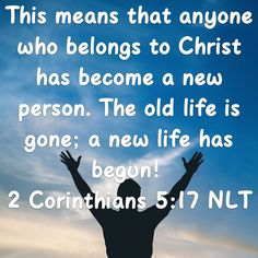 Happy New Year and life in Christ Jesus.