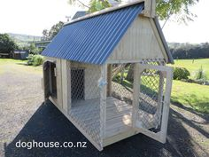 Dog House   Outdoor Dog & Puppy Houses, Kennels and Runs   Auckland, Pukekohe & Waikato