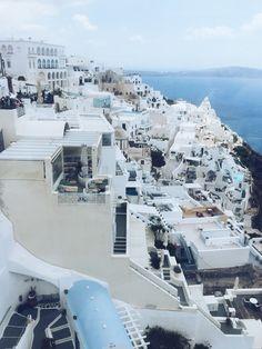 Fira, Santorini. Fira Santorini, Mount Everest, Mountains, Nature, Travel, Voyage, Viajes, Traveling, The Great Outdoors