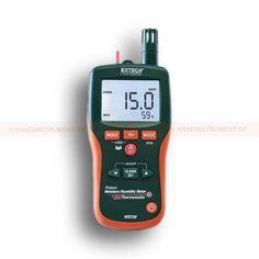 http://termometer.dk/fugtmaler-r12772/fugtighedsmaler-med-indbygget-ir-termometer-53-MO290-r12782  Fugtighedsmåler med indbygget IR termometer  Måling fugt, lufttemperatur (med indbygget sonde) plus berøringsfri temperaturmåling ved hjælp af infrarød  destruktiv fugt sensor gør det muligt at ø overvåge fugt i træ og andre byggematerialer uden at beskadige overfladen  Ekstern stick probe (MO290-P) til måling af fugt med 0.9m kabellængde  Vælg mellem flere forskellige træsorter...