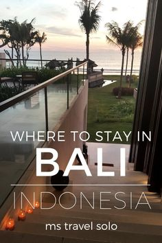 Wondering where to stay in Bali Indonesia as a solo female traveller? Check out my top picks for best areas to stay in Bali and all the excellent accommodations And don't forget to pin it on your Pinterest board! #wheretostayinbali #balisolofemale #bestareatostayinbali #bestplacestostayinbali #mstravelsolo Thailand Travel Guide, Bali Travel, Tokyo Japan Travel, Road Trip, Japanese Travel, Backpacking Asia, Travel Ideas, Travel Inspiration, Travel Tips