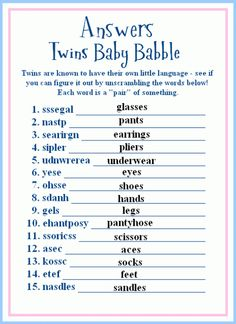 free printable baby shower games (2)