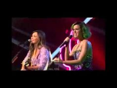 Katy Perry Kacey Musgraves Keep it to yourself Live CMT crossroads 2014 - YouTube