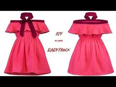 Frocks For Babies, Frocks For Girls, Cute Babies, Stitch, Summer Dresses, Youtube, Baby, Design, Fashion