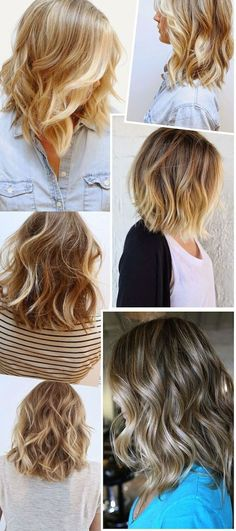 15 Pretty Hairstyles for Medium Length Hair - Page 3 of Frisuren, 15 Pretty Hairstyles for Medium Length Hair - Page 4 of 5 - PoPular Haircuts. Medium Hair Styles, Short Hair Styles, Corte Y Color, Popular Haircuts, Great Hair, Hair Today, Hair Dos, Pretty Hairstyles, Braided Hairstyles