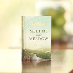 Meet Me in the Meadow by Roy Lessin $16.99