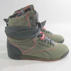 Alicia Keys x Reebok high top sneakers Stylish shoes for a stylish girl. Reebok  Shoes 8f16a1946
