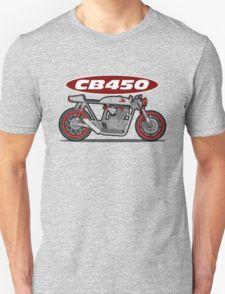 Honda CB450 Cafe Racer T-Shirt