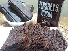 Heavenly Dense Chocolate Cake, Decadent Chocolate Cake