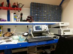 RF laboratory
