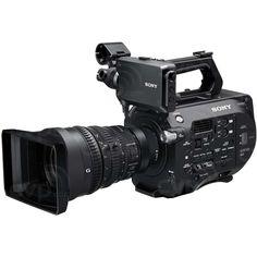 FS7K including FE PZ 28-135mm F4 G OSS lens - £7,650.00 inc VAT