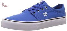 DC Shoes Trase Tx, Baskets mode homme, Blau (ROYAL-431), 43 - Chaussures dc shoes (*Partner-Link)
