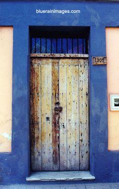 Acapulco Door by bluerainimages