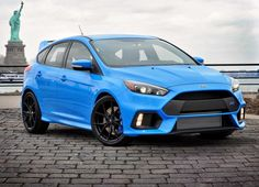 The all-new Ford Focus RS