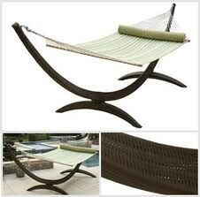 Needing a hammock for the back yard stat