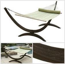 Needing a hammock for the back yard stat