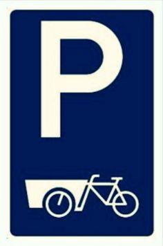 bakfietsen parkeren