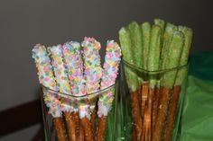 Pixie Sticks Tinkerbell Party