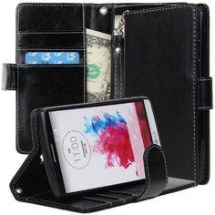 E LV: Wallet-Black