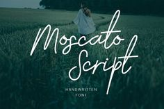 Moscato Script by Factory738 on @creativemarket