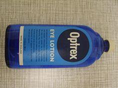 Optrex eye lotion bottle  BRPMG 6110.