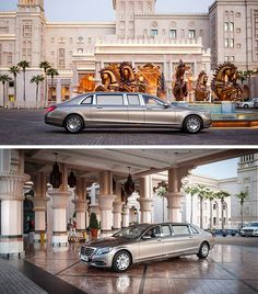 The new Mercedes-Maybach S-Class Pullman: Mercedes-Maybach's second model assumes the top-of-the-range position and at the same time stands as a proud example of the automotive luxury traditionally associated with Maybach. [Mercedes-Maybach S 600 Pullman   Combined fuel consumption 12.9 l/100km   combined CO2 emission 299 g/km   http://mb4.me/efficiency_statement]