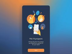 Another fresh project - animated illustrations for GoGrow (iOS and Android) application! Each animation created as JSON (java script)! So they can easily work on web sites and applications: vecto. Screen Design, Card Tutorials, App Design, Screens, Animation, Templates, Java Script, Create, Projects